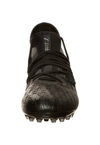 Puma - FUTURE NETFIT - Chaussures de foot à crampons - puma black/asphalt - 5