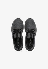 Puma - Neutral running shoes - black-black - 1