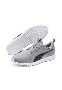 Puma - CARSON - Neutral running shoes - quarry-black - 2