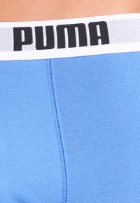 Puma - BASIC 2 PACK - Shorty - blue/grey - 4