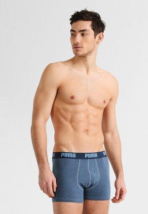 BASIC 2PACK - Underkläder - blue