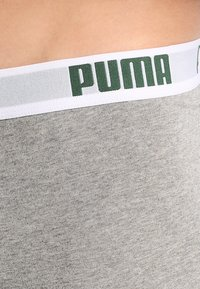 Puma - BASIC 2 PACK - Shorty - amazon/green - 4