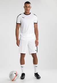 Puma - LIGA  - Teamwear - white/black - 1