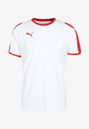LIGA  - Teamwear - white/red