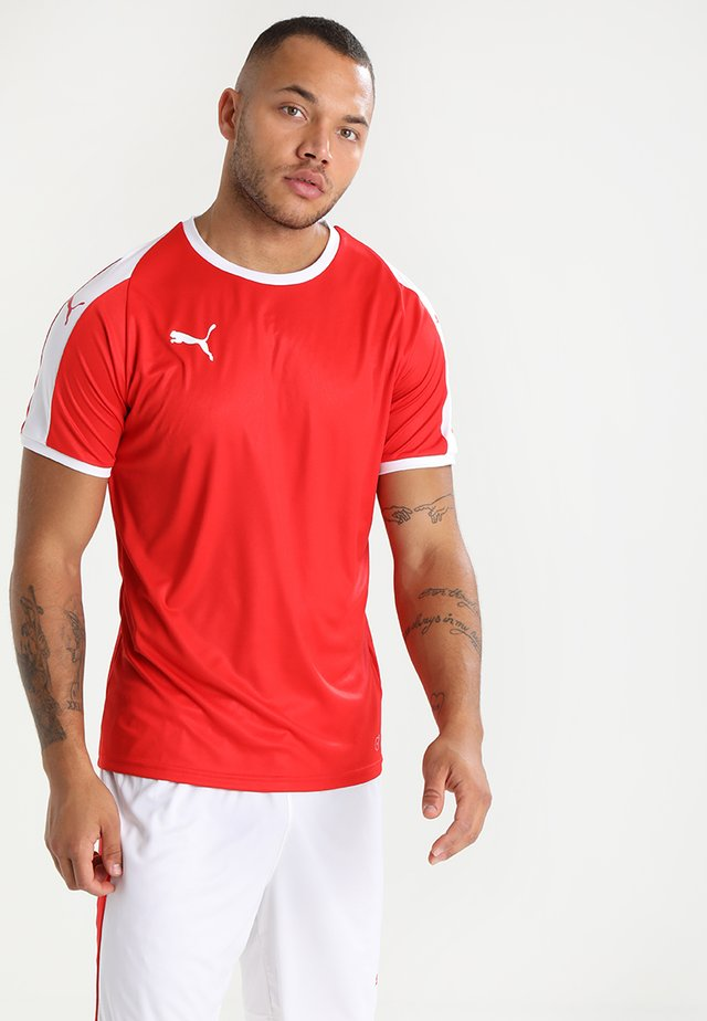 LIGA  - Teamwear - red/white