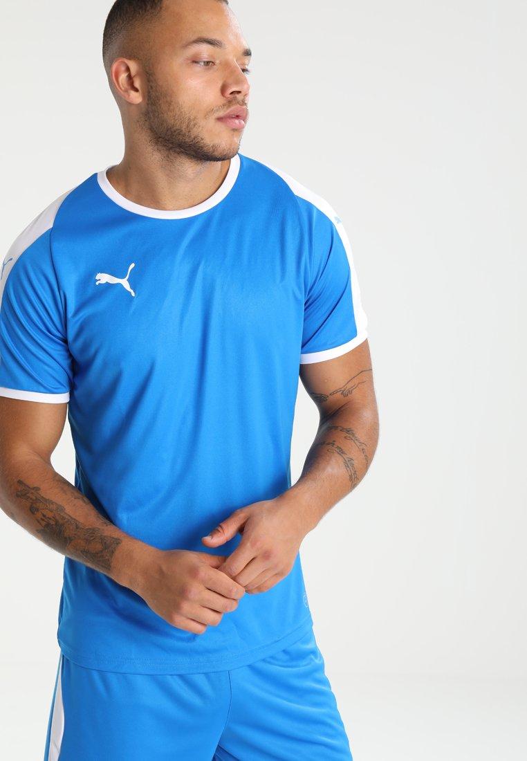 Puma - LIGA  - Teamwear - electric blue lemonade/white