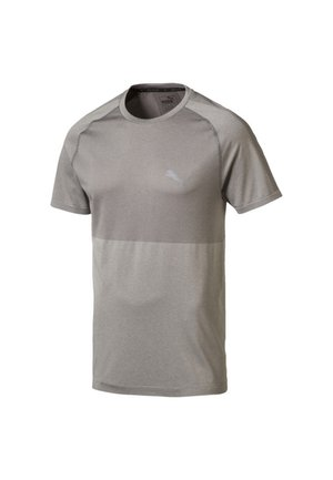 EVOKNIT  - T-shirts basic - grey