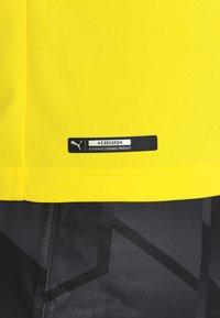 Puma - BVB BORUSSIA DORTMUND HOME  - Article de supporter - cyber yellow / puma black - 5