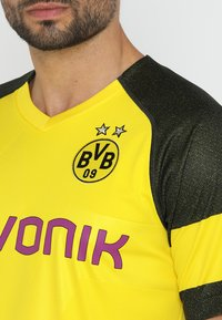 Puma - BVB BORUSSIA DORTMUND HOME  - Article de supporter - cyber yellow / puma black - 8