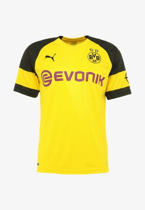 BVB BORUSSIA DORTMUND HOME  - Club wear - cyber yellow / puma black