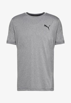 ACTIVE TEE - T-Shirt basic - medium gray heather