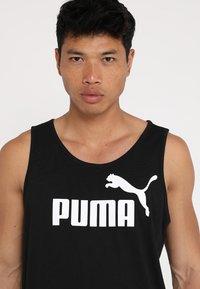 Puma - TANK - Topper - black - 3