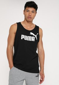 Puma - TANK - Topper - black - 0