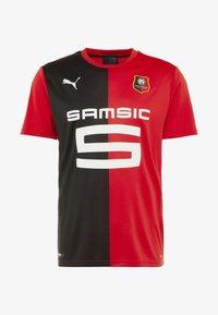 Puma - STADE RENNES FC HOME  - Artykuły klubowe - puma red/puma black - 4