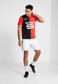 Puma - STADE RENNES FC HOME  - Artykuły klubowe - puma red/puma black - 1