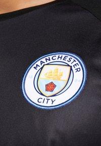 Puma - MANCHESTER CITY STADIUM  - Club wear - black/georgia peach - 5