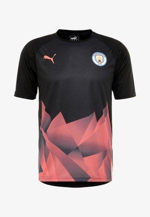 MANCHESTER CITY STADIUM  - Klubbkläder - black/georgia peach