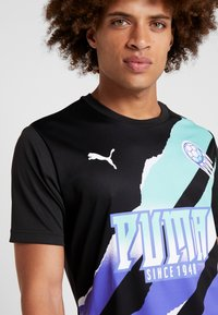 Puma - RETRO  - T-shirt print - black - 3