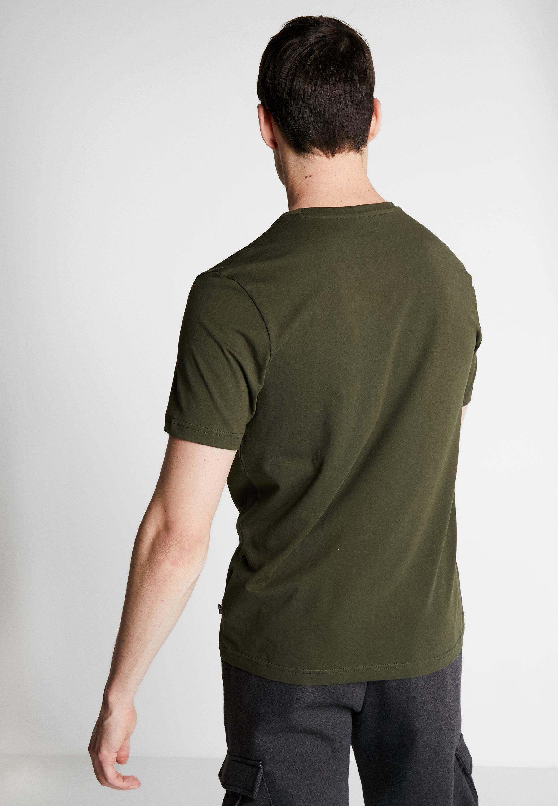 shirt Forest Rebel Night Puma Camofilled Imprimé TeeT VGUpLSzMq