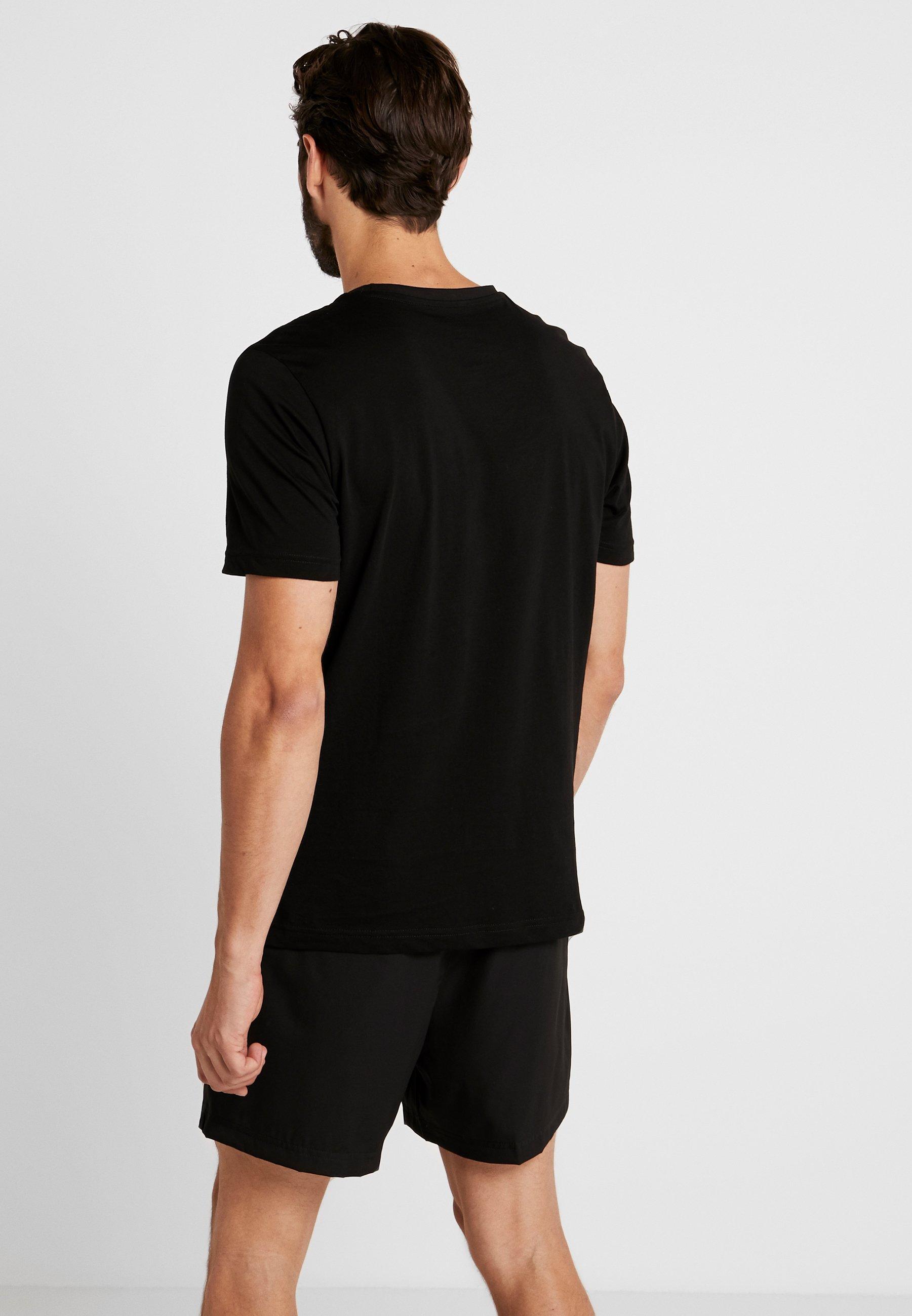 TeeT Rebel shirt Black Puma Camofilled Imprimé FJlKcT13