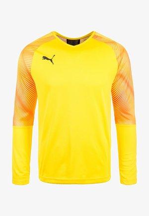 Sports shirt - cyber yellow/puma black