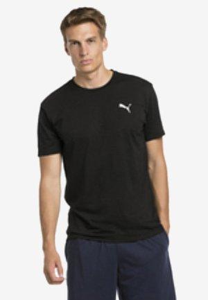 ENERGY  TRAINING TEE MAND - Basic T-shirt - black