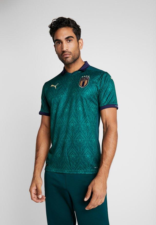 ITALIEN FIGC THIRD SHIRT REPLICA - National team wear - ponderosa pine/peacoat