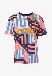 Puma - HAVANNA  - T-shirt con stampa - sun kissed coral/pearl - 5