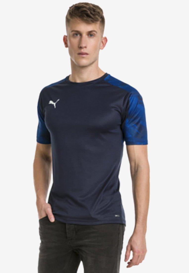 Puma - CUP  - Print T-shirt - blue