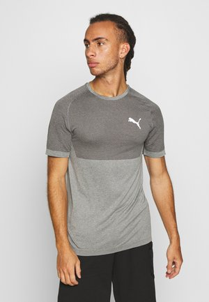 BASIC TEE - Print T-shirt - castlerock