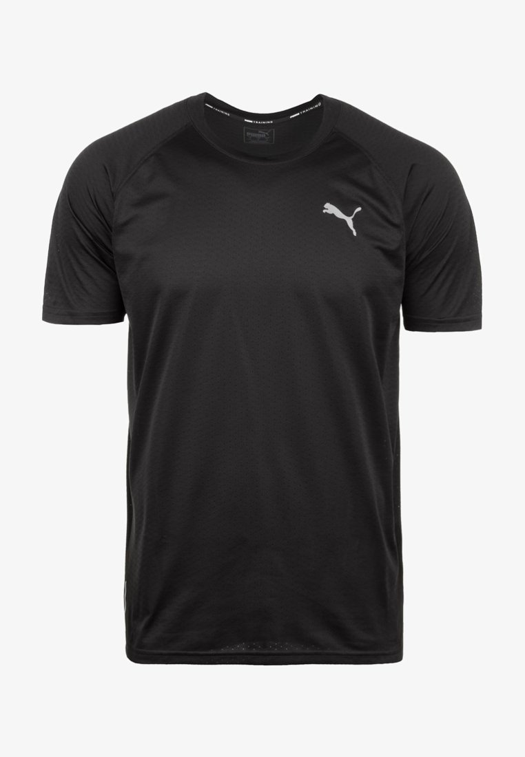 Puma - Basic T-shirt - black