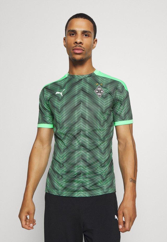 BORUSSIA MÖNCHENGLADBACH STADIUM - Club wear - green glimmer/puma black