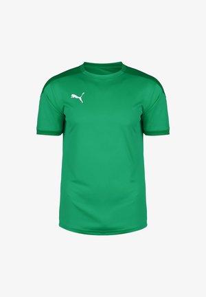 TEAMFINAL 21 TRAININGSSHIRT HERREN - T-shirt print - pepper green / power green