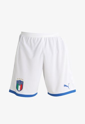 FIGC ITALIEN REPLICA - Korte broeken - puma white