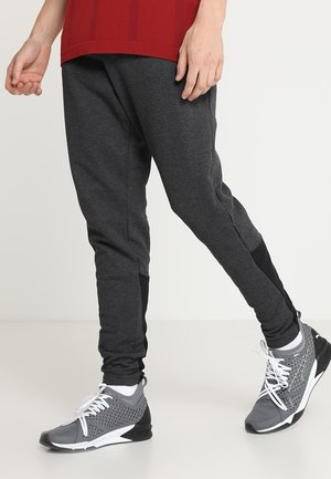 FINAL CASUALS SWEAT PANTS - Träningsbyxor - dark grey