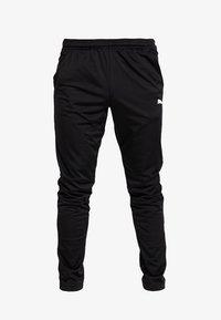 Puma - LIGA TRAINING PANTS - Pantalon de survêtement - black/white - 3