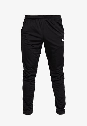 LIGA TRAINING PANTS - Pantalon de survêtement - black/white