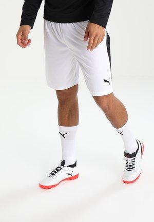 LIGA  - Sportovní kraťasy - white/black