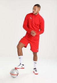 Puma - LIGA  - Short de sport - red/white - 1