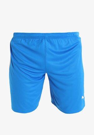 LIGA - Sports shorts - electric blue lemonade/white