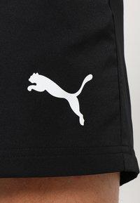 Puma - ACTIVE SHORT - Korte broeken - black - 6