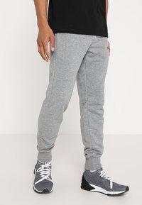 Puma - Pantalon de survêtement - medium gray heather - 0