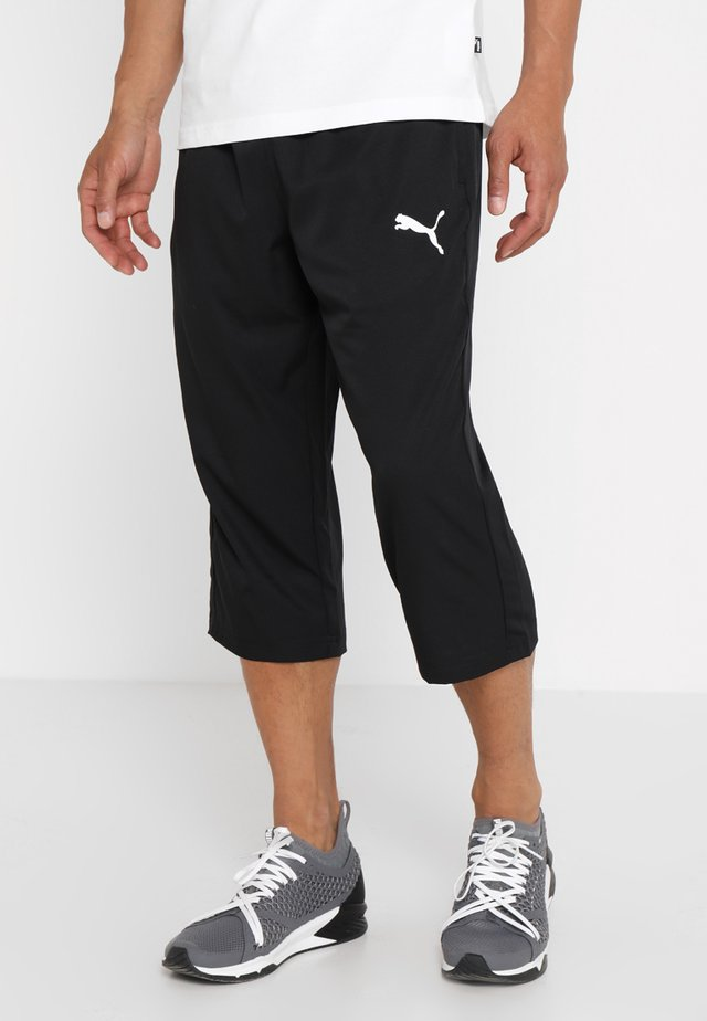 ACTIVE Pants - Urheilucaprit - puma black