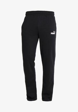 ESS LOGO PANTS  - Pantalon de survêtement - puma black
