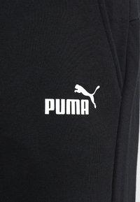Puma - LOGO PANTS  - Joggebukse - puma black - 5