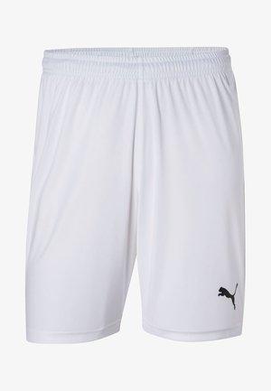 LIGA CORE - kurze Sporthose - white
