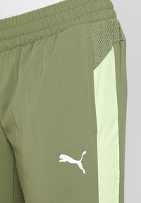 Puma - ENERGY PANT - Trainingsbroek - olivine/yellow - 3
