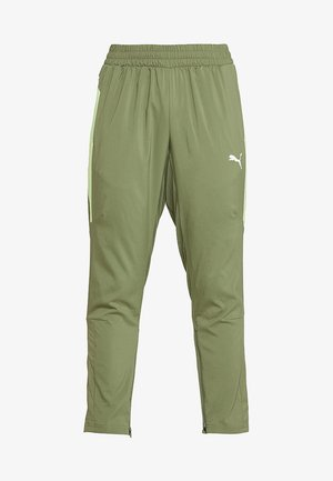 ENERGY PANT - Jogginghose - olivine/yellow