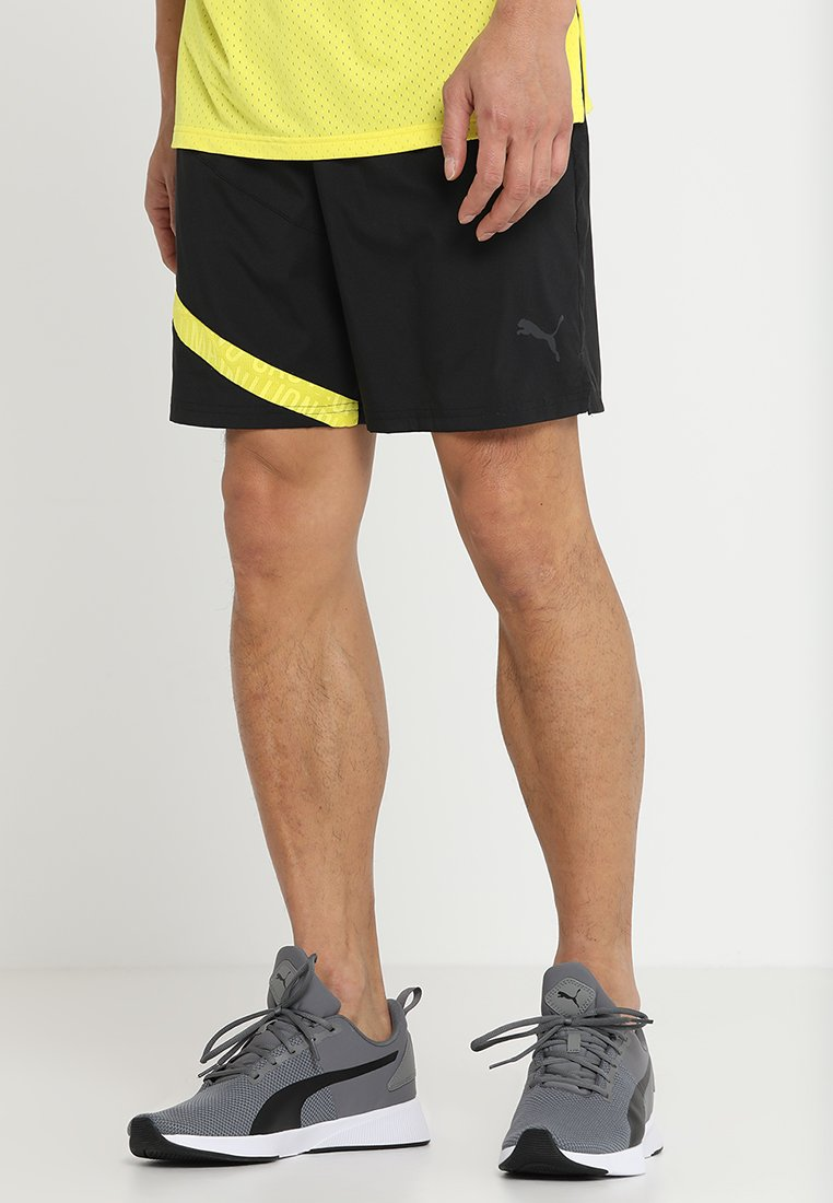 Puma - CAUTION - kurze Sporthose - puma black