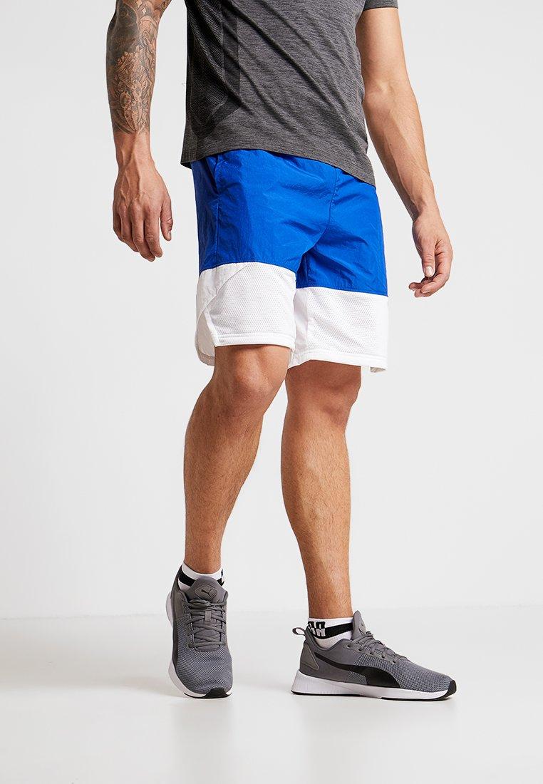 Puma - VENT WOVEN  - Sports shorts - surf the web/white